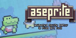 ドット絵作成ソフト「aseprite」購入!!