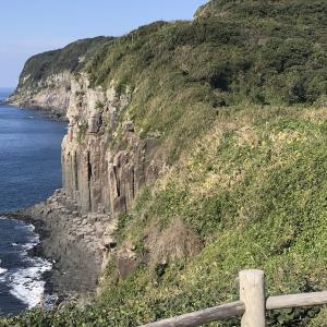 お目当ては海鮮丼!+塩俵の断崖+大バエ灯台(長崎県)