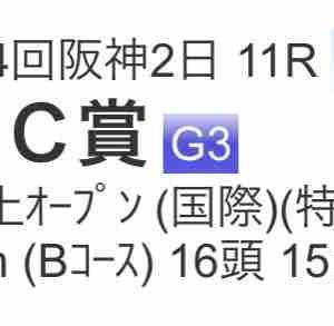 阪神??CBC賞は穴馬を狙って勝負!!