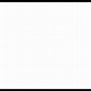 【テンプレート】黒リング方眼ノート(縦・横)