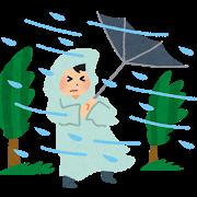 私が考える最強の傘について