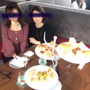 渋谷フクラス Celavi Tokyoでアフタヌーンティーを楽しむ午後
