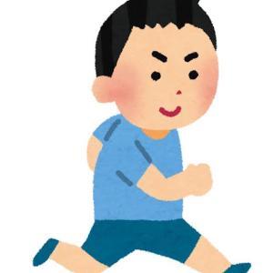 週2回のランニングでフルマラソン!