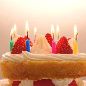 【城崎の花火《44》】病院で迎えた誕生日🍰