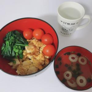 【高タンパク】ダイエットにおすすめの晩ご飯【親子煮】