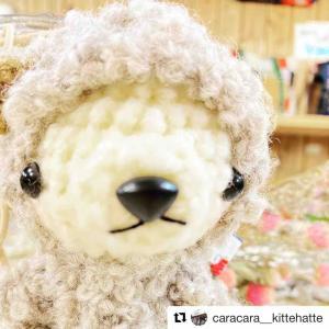 [Caracaraさん] Instagramでステキに紹介してくださいました♪