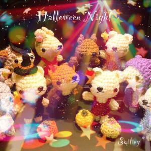 Halloween Night★あみぐるみ用パーティワンピース♡