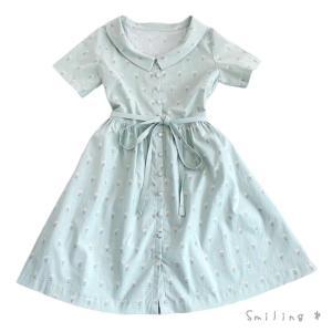ワンピース完成しました♡「大人をきれいに見せる服」