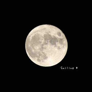 今日は、中秋の名月で満月♡ 満月のポストカードminneさんで販売中です♪