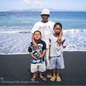 15年という歳月、バリ島