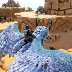 【Ark:Survival Evolved】Crystal Isles初のアーティファクト発見!【Crystal Isles】