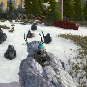 【Ark:Survival Evolved】原油・真珠探しの旅【Crystal Isles】