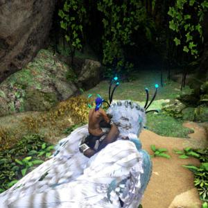【Ark:Survival Evolved】賢者のアーティファクト 発見!【Crystal Isles】