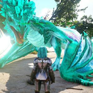 【Ark:Survival Evolved】クリスタルワイバーン、クライオポッドに対応?!【Crystal Isles】