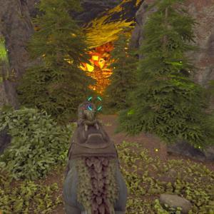 【Ark:Survival Evolved】深淵のアーティファクト 発見!【Crystal Isles】