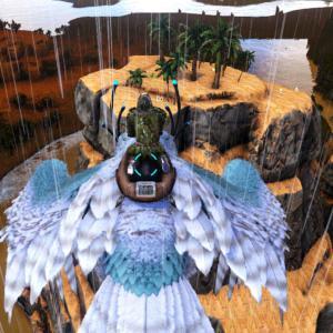 【Ark:Survival Evolved】狩人のアーティファクト!【Crystal Isles】