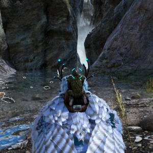 【Ark:Survival Evolved】天帝のアーティファクト!【Crystal Isles】