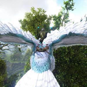 【Ark:Survival Evolved】野獣のアーティファクト!【Crystal Isles】
