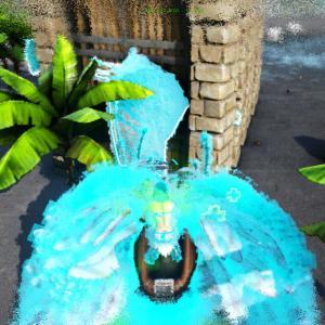 【Ark:Survival Evolved】トロペオグナトゥス テイム!【Crystal Isles】