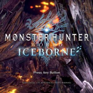 【Monster Hunter World: Iceborne】久しぶりのモンハン!【Steam】