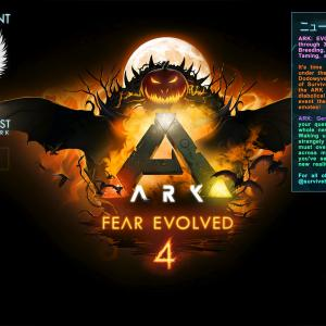 【Ark:Survival Evolved】ハロウィンイベント開催!【Crystal Isles】