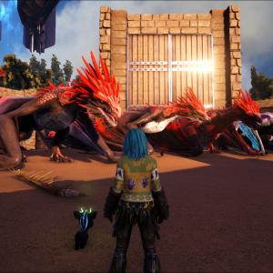 【Ark:Survival Evolved】新たな仲間をもとに【TheCenter】