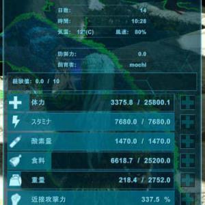 【Ark:Survival Evolved】Modマップのボスに挑戦!【Fjördur】