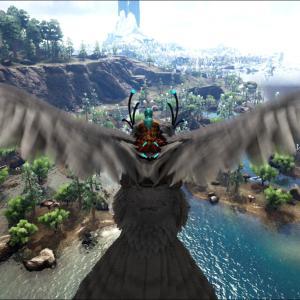 【Ark:Survival Evolved】Olympus観光!【Olympus】