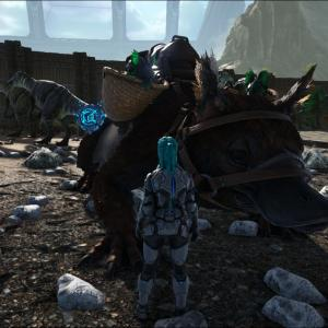 【Ark:Survival Evolved】時は過ぎ去り・・・【Genesis2】