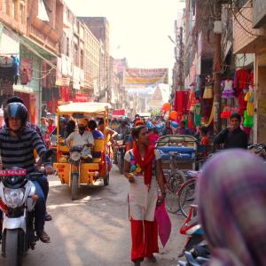 ネパールのタライ地方の都市ーネパールガンジ
