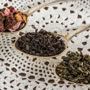 ネパールの茶葉