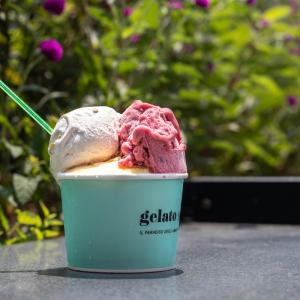 ネパールのアイスクリーム