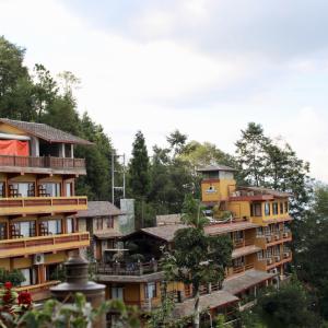 ネパールの観光地ーナガルコット