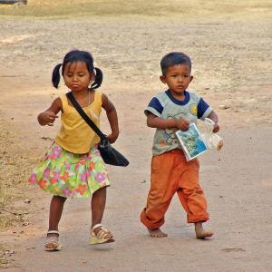 コロナ禍にあるネパールの学校