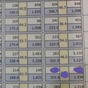 【第7回】偏差値46でBコースへ。【小5。10月~11月。】