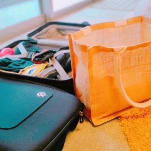 【単身赴任中】旦那様のスーツケースの中、見ました。。。