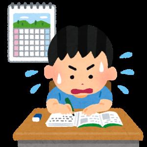 【これで解決?!】夏休みの宿題問題~。早く終わらせて、夏を楽しめ~。