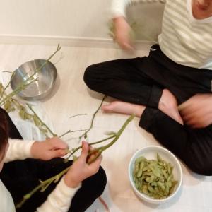 【子育て】食育を楽しく、日常に。黒枝豆の味最高でした。田舎はいいぞ~