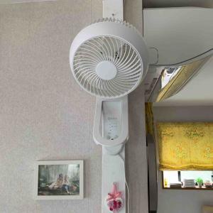 扇風機壊れて、サーキュレーター買った!ほほぉ〜こんな感じなんやぁ。