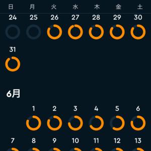 早寝早起き開始から1ヵ月経った!凄いアプリがあるもんだぁ。
