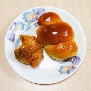 パン屋エムズさんのかわいいクリームパン