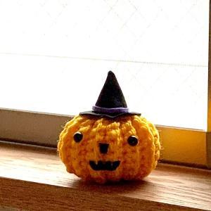 ハロウィンのマスコット かぎ針編みレシピ