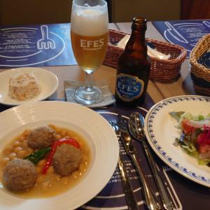 浦和のトルコ料理レストラン『アセナ』でのランチタイム。