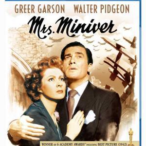 78年前の戦争・ロマンス映画『ミニヴァー夫人』