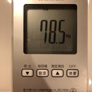 【ダイエット8週目】ダイエットサラリーマンの食生活