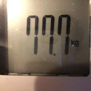 【ダイエット10週目】ダイエットサラリーマン・70kg台到達