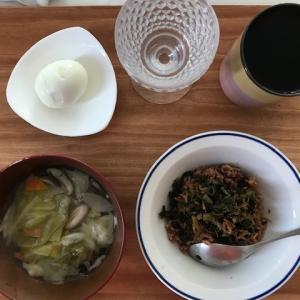 お酢の力で健康ダイエット11日目 本日の献立 #69
