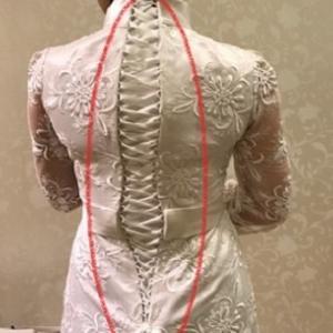 母のウェディングドレスを着る為に71日間で7.5㌔痩せた件(笑) #74