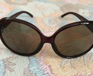 ビックリ‼|д゚) 古いサングラスは・・・コワイ!「目がー!シミがー!!」って将来なるよ( ;∀;)#121