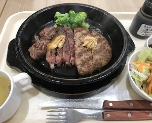 いきなりステーキ食べちゃった&ちょっと愚痴&お酢の力で健康ダイエット56日目 #133